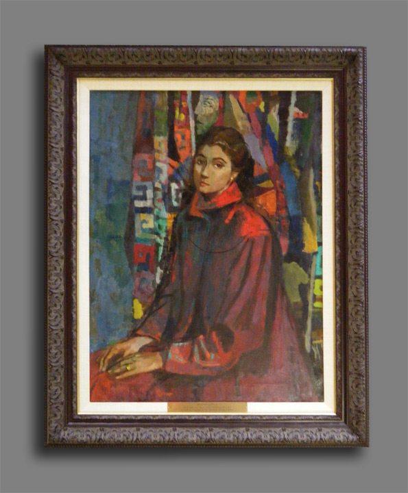 Portrait of Margaret LeClair