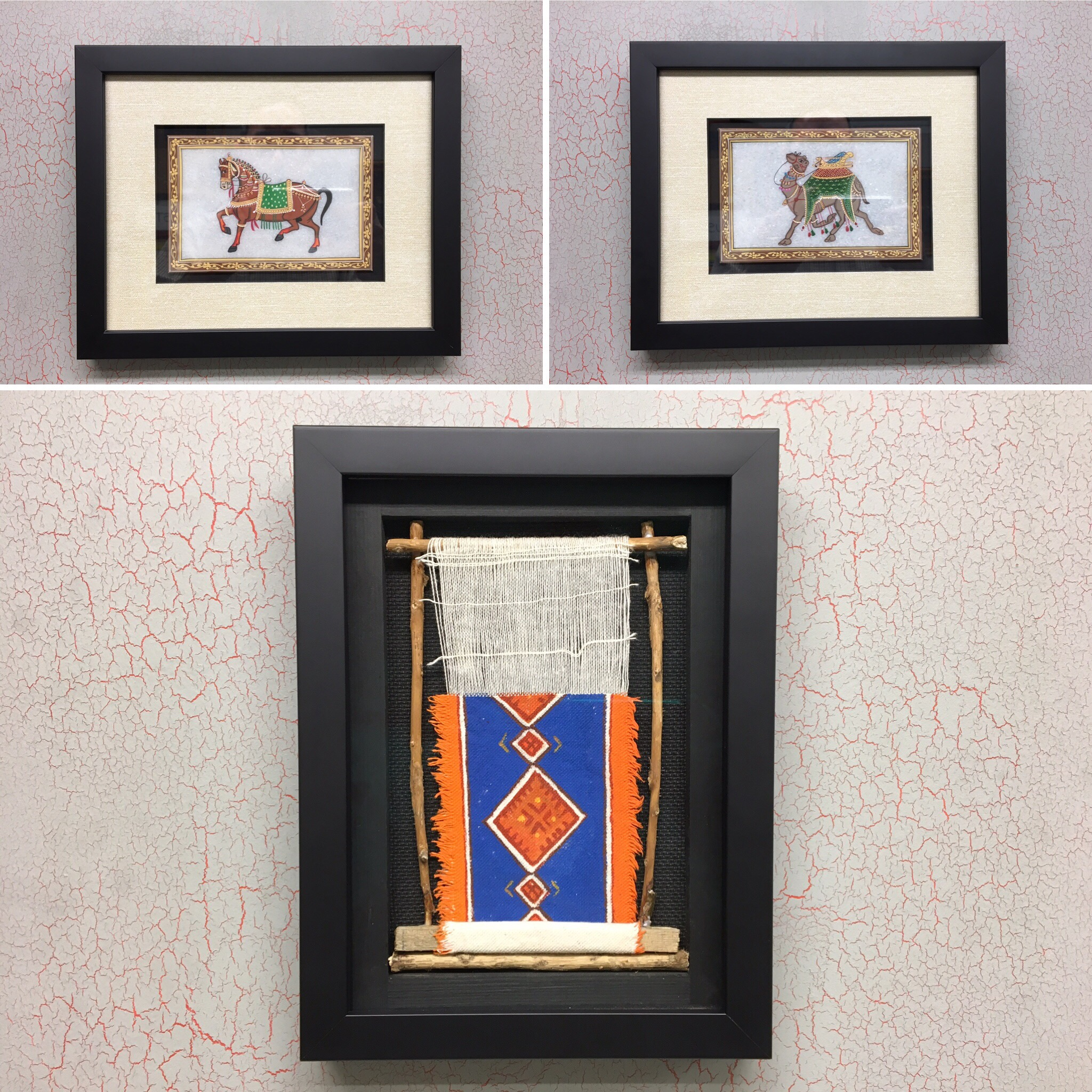 Some Moroccan Treasures - Have YOUR Momentos Custom Framed to SHARE and ENJOY