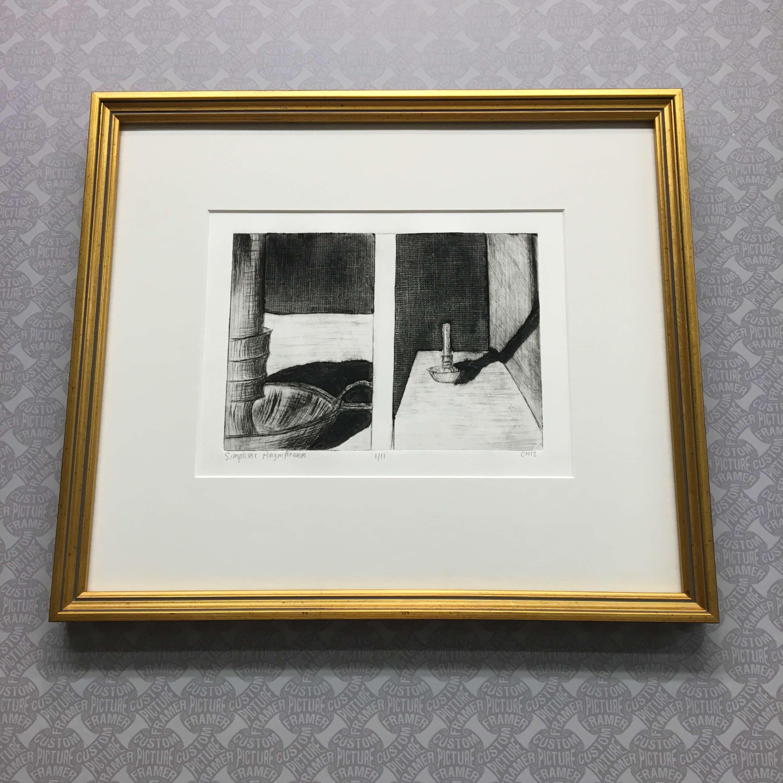 Custom Picture Framer of Glenside PA   Museum Quality Framing Services