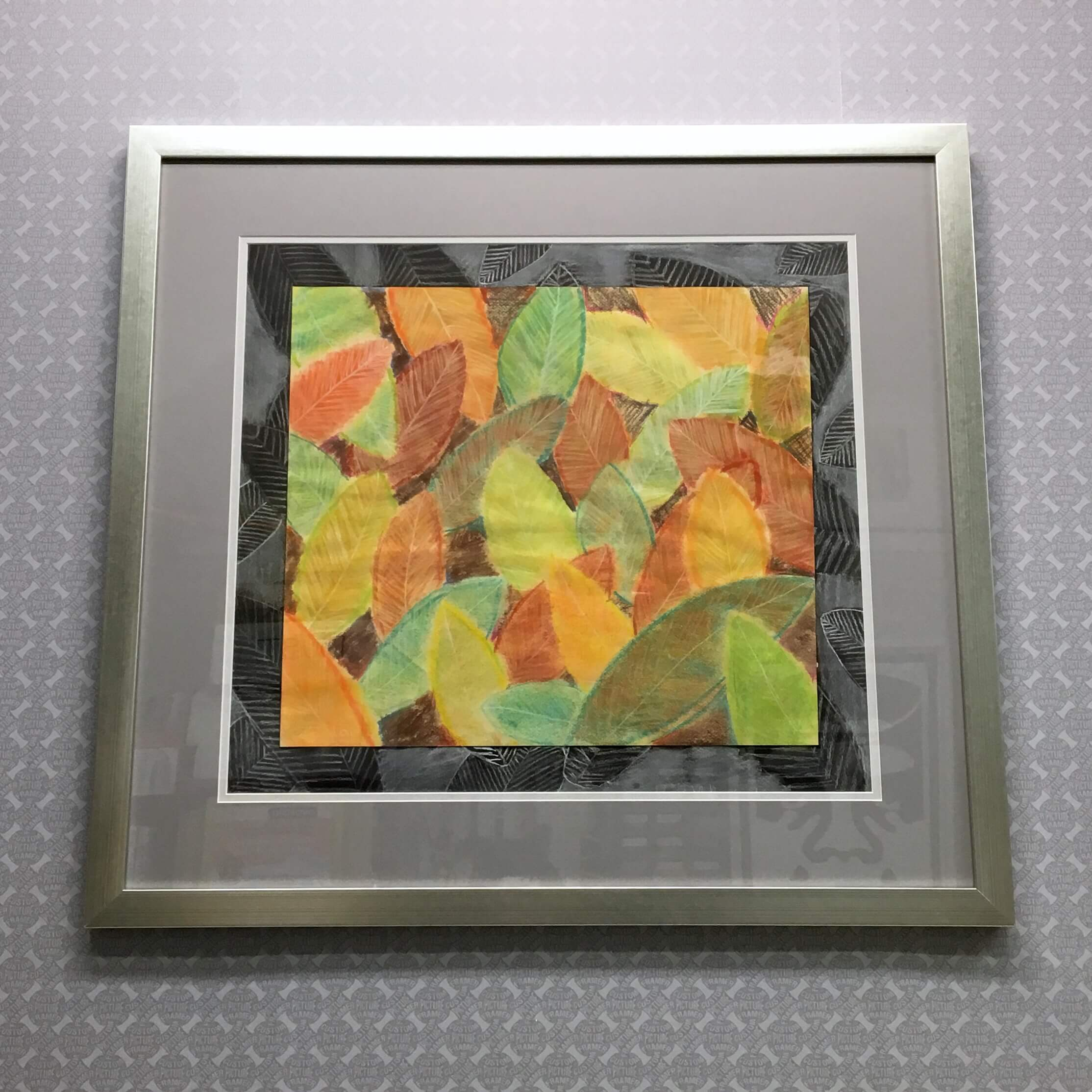 Are you proud of your son's school art project? Show it off & enjoy it daily with custom framing! See more custom framing options at our Keswick Village showroom just north of Philadelphia in Glenside PA ( Pennsylvania ) , 19038 . Custom Picture Framer of Glenside carries thousands of frame styles, prints, maps, limited editions, mirrors, and more!