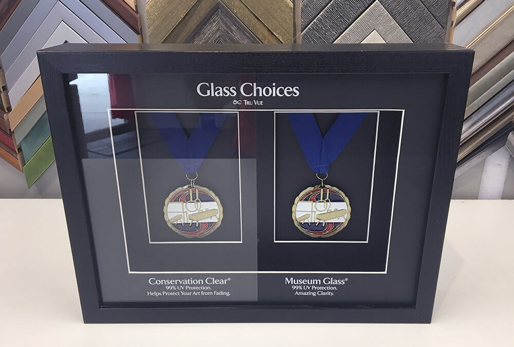 The Choice Isn't Always Clear – Choosing the Right Glazing for Your Artwork